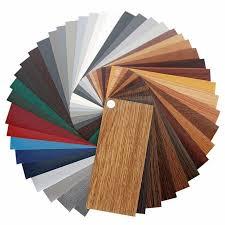fenêtre pvc de couleur renolit en polognes,fenetres bi couleur en pologne