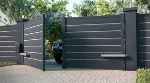 portail gardengate,cloture gardengate portugal,portail pologne sur mesure aluminium